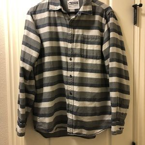 Mountain Khaki men's flannel